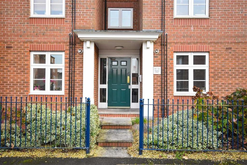 2 Bedrooms Apartment Flat for sale in Wenlock Drive, West Bridgford