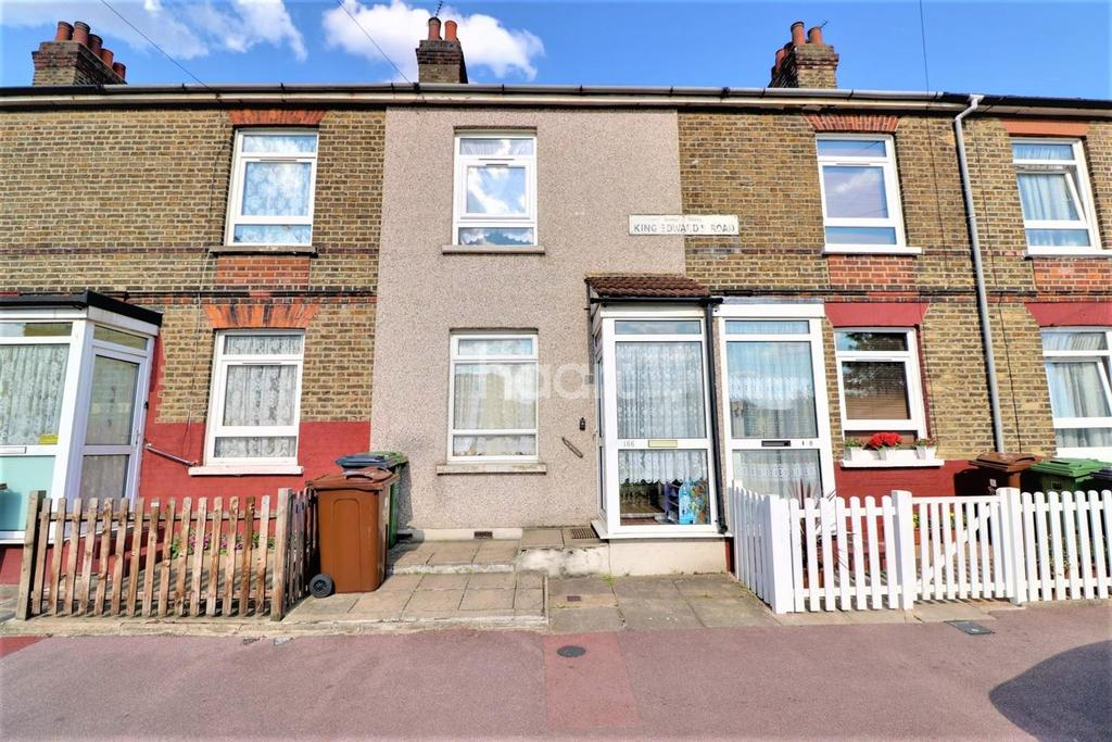 2 Bedrooms Terraced House for sale in King Edwards Road, Ilford, Essex