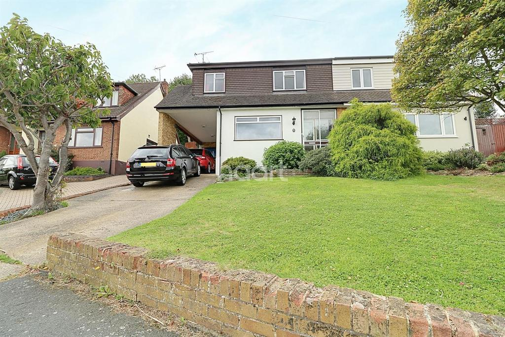 4 Bedrooms Semi Detached House for sale in Elm Drive, Rayleigh
