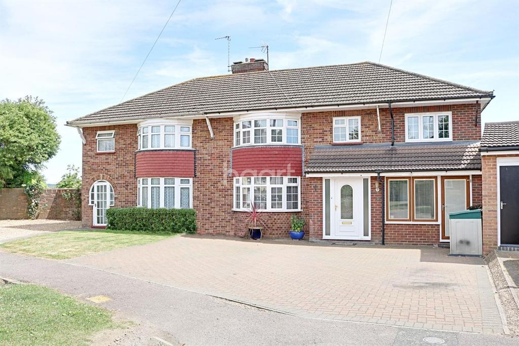 5 Bedrooms Semi Detached House for sale in Bletchley