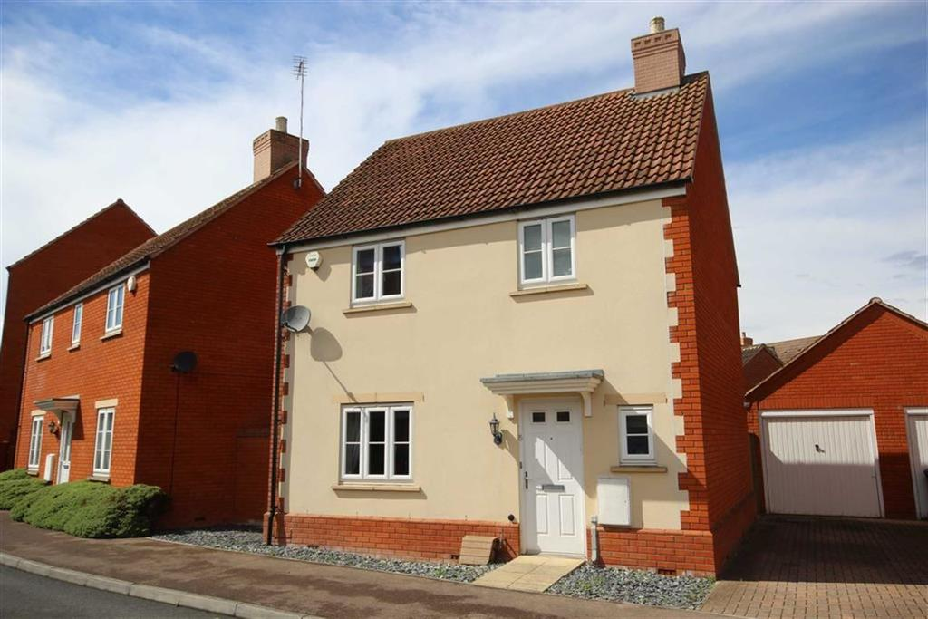 3 Bedrooms Detached House for sale in Falcon Road, Walton Cardiff, Tewkesbury, Gloucestershire