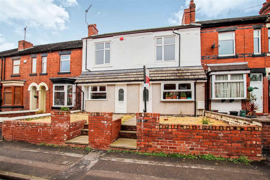 3 Bedrooms Town House for sale in Dimsdale Parade East, Wolstanton, Newcastle