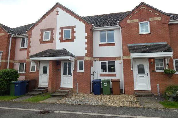 2 Bedrooms Terraced House for sale in St. Stephens Drive, Chatteris, PE16