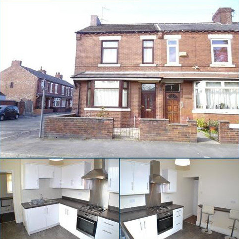 3 bedroom end of terrace house to rent - Northfield Road, New Moston, Manchester, M40