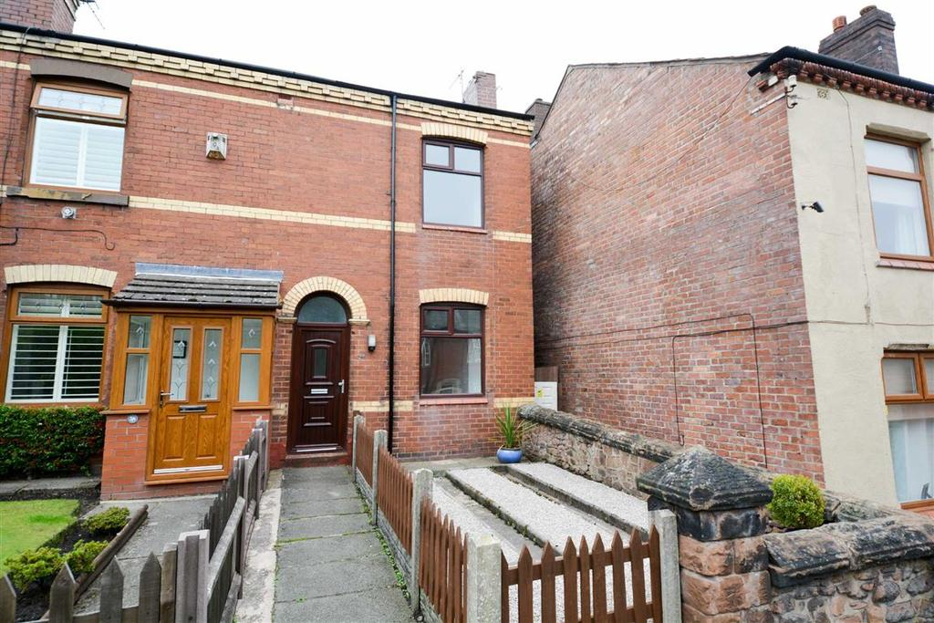 2 Bedrooms End Of Terrace House for sale in Old Road, Ashton-in-Makerfield, Wigan, WN4