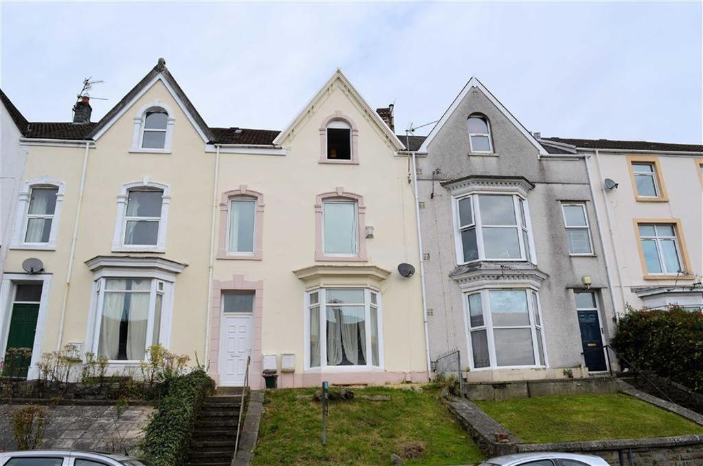3 Bedrooms Terraced House for sale in Hanover Street, Swansea, SA1
