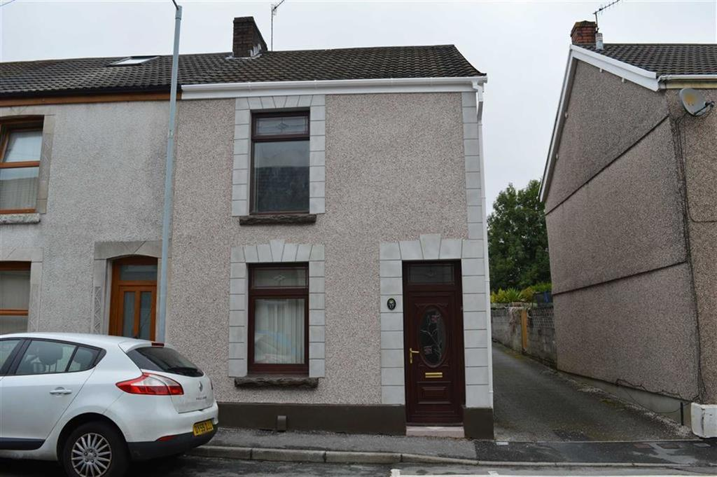 3 Bedrooms End Of Terrace House for sale in Pegler Street, Swansea, SA5