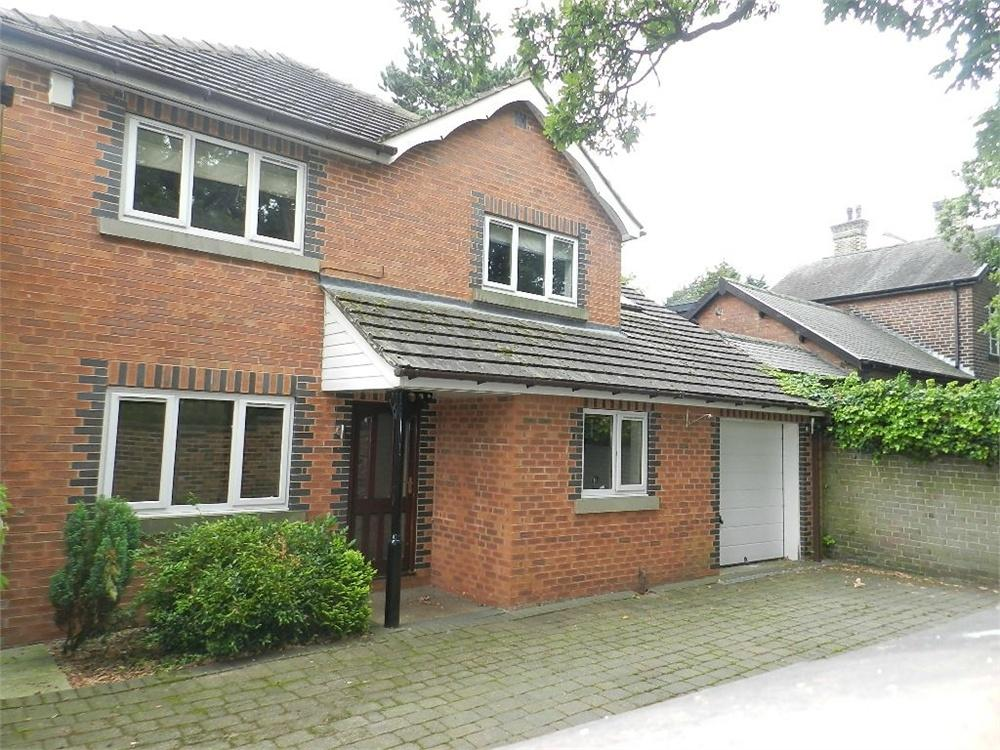 4 Bedrooms Detached House for sale in Housley Park, Chapeltown, SHEFFIELD, South Yorkshire
