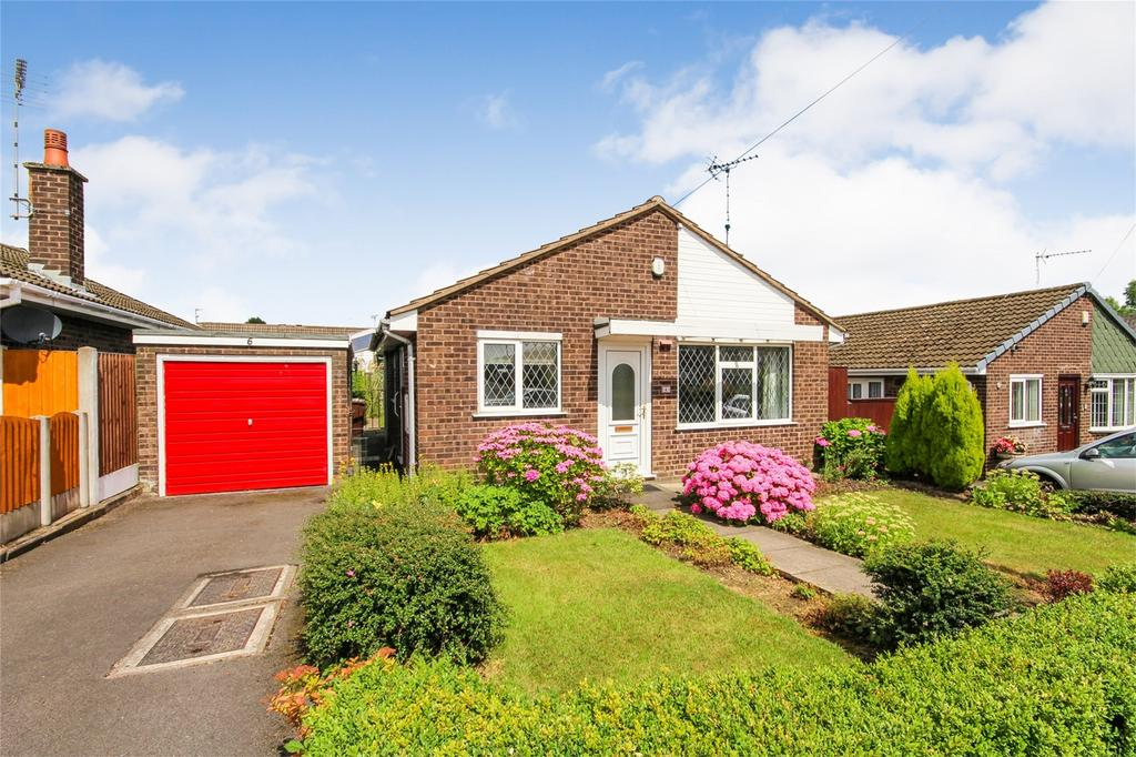 2 Bedrooms Detached Bungalow for sale in Wedgwood Road, Cheadle, Staffordshire