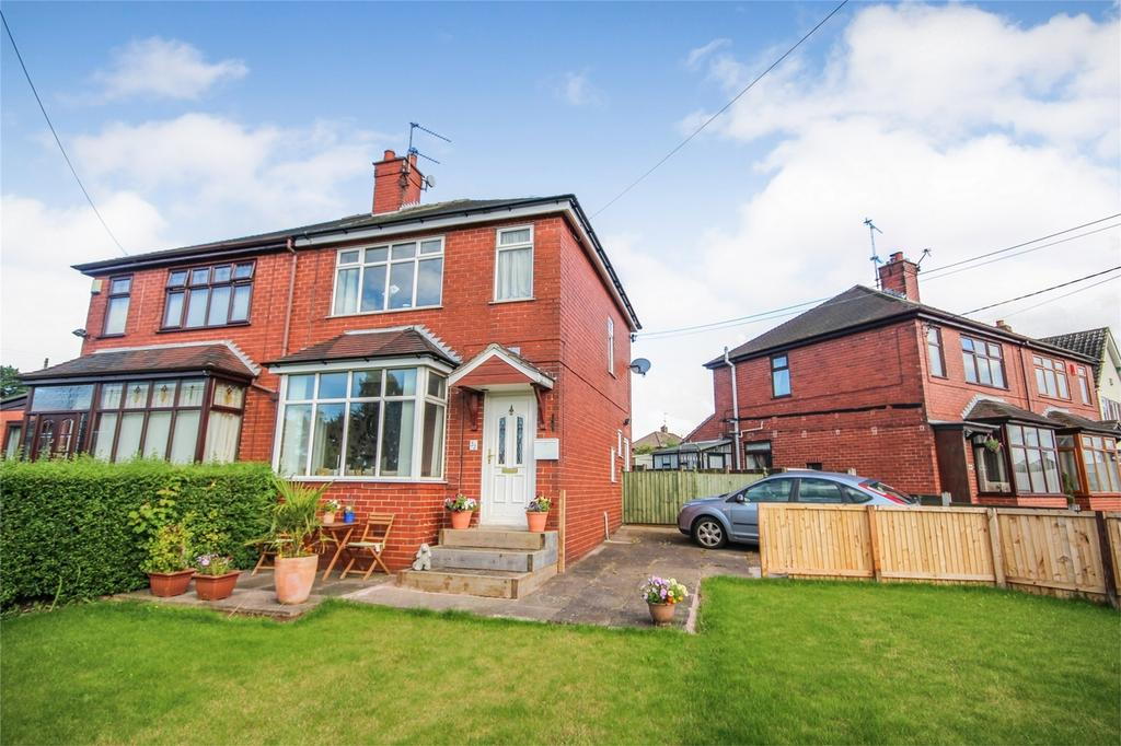 2 Bedrooms Semi Detached House for sale in Dilhorne Road, Forsbrook, Staffordshire