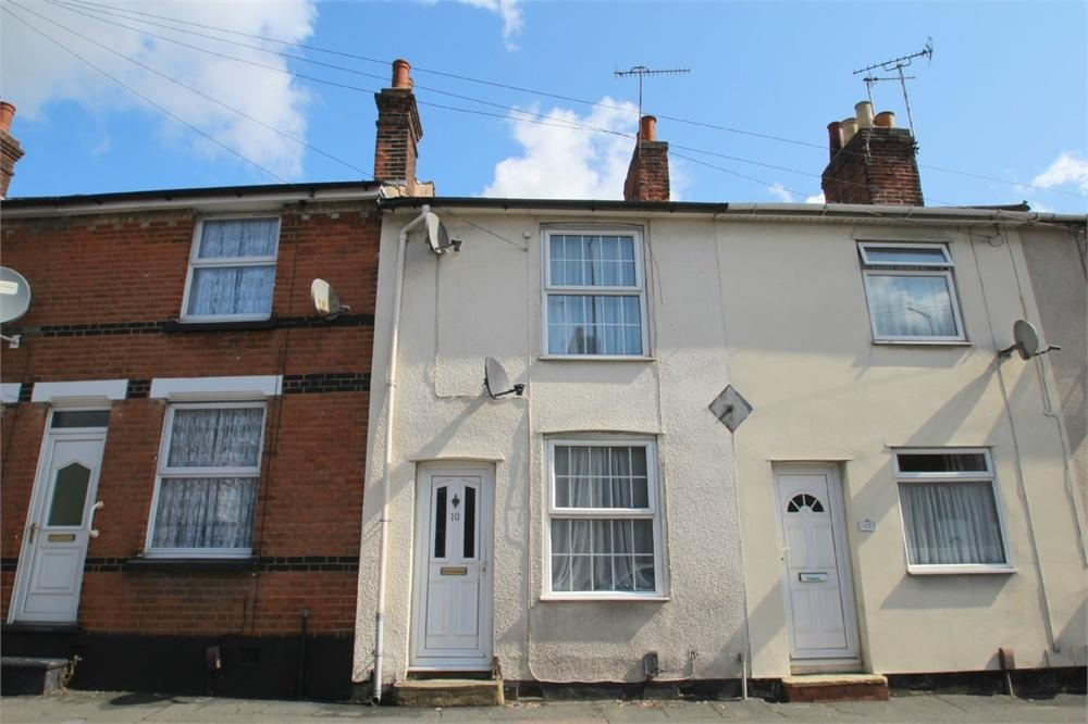 1 Bedroom Terraced House for sale in Greenstead Road, COLCHESTER, Essex