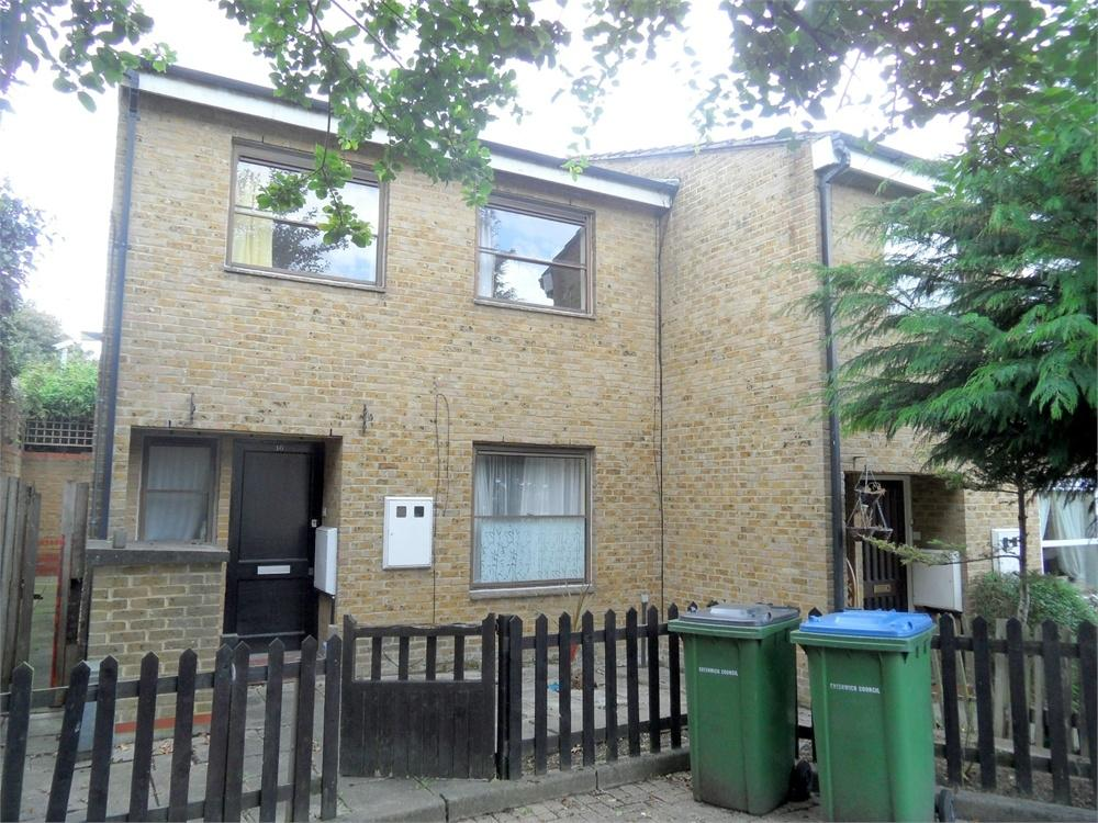 3 Bedrooms End Of Terrace House for sale in Joyce Page Close, Charlton, London