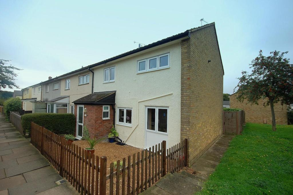 3 Bedrooms End Of Terrace House for sale in Beale Close, Stevenage