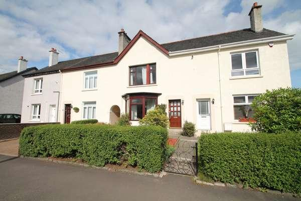 3 Bedrooms Terraced House for sale in 88 Lincoln Avenue, Knightswood, Glasgow, G13 3DJ
