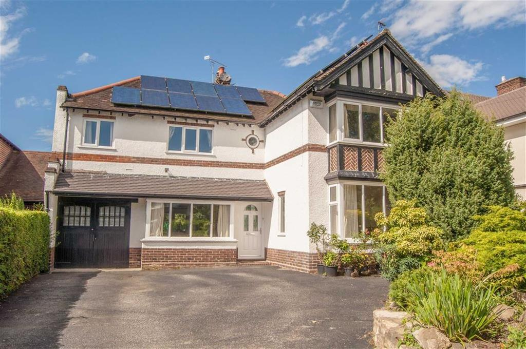 5 Bedrooms Detached House for sale in Earlsway, Curzon Park, Chester, Chester