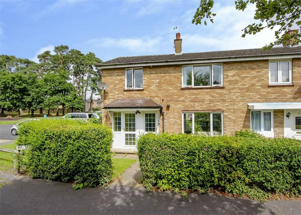 3 Bedrooms End Of Terrace House for sale in Walbury, Bracknell, Berkshire