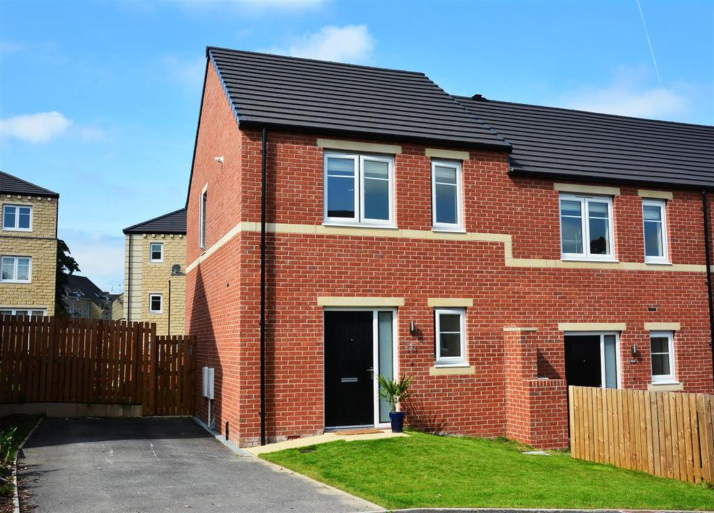 2 Bedrooms End Of Terrace House for sale in Harewood Drive, Apperley bridge