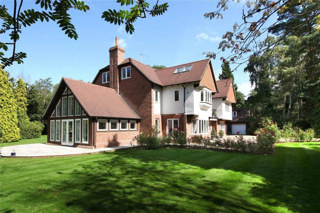 7 Bedrooms Detached House for sale in Prince Consort Drive, Ascot, Berkshire, SL5