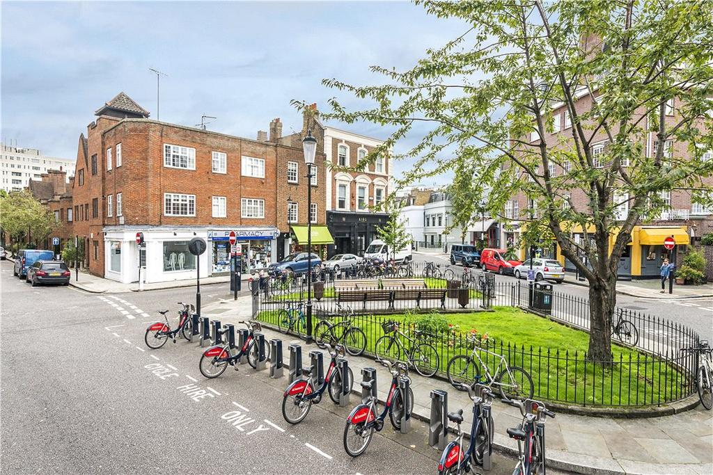 2 Bedrooms Flat for sale in The Gateways, Whitehead's Grove, Chelsea, London, SW3