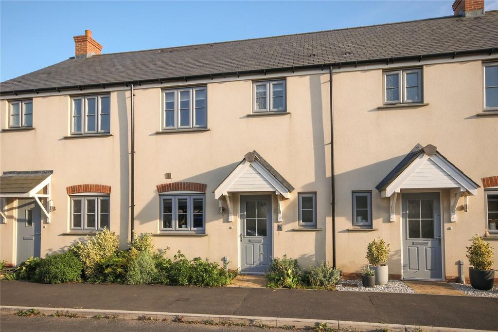 3 Bedrooms Terraced House for sale in Beechwood Park, Loddiswell, Kingsbridge, Devon, TQ7