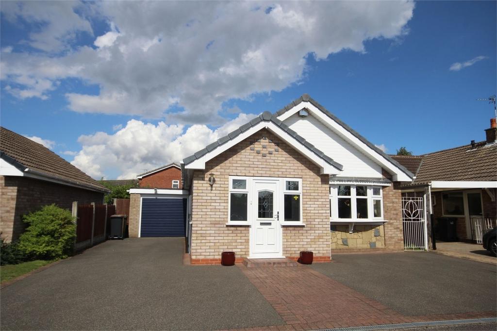2 Bedrooms Detached Bungalow for sale in Ullswater Avenue, St Nicolas Park, Nuneaton, Warwickshire