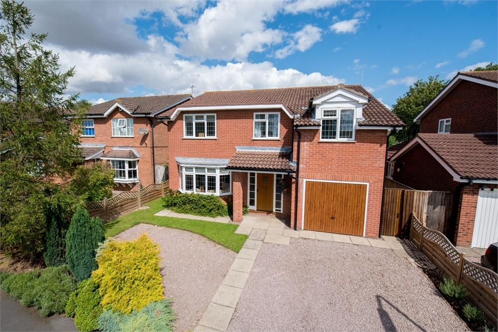 5 Bedrooms Detached House for sale in Saxony Way, Donington, Spalding, Lincolnshire