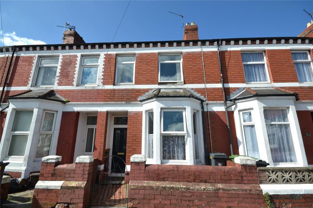 3 Bedrooms Terraced House for sale in Cwmdare Street, Cathays, Cardiff, CF24