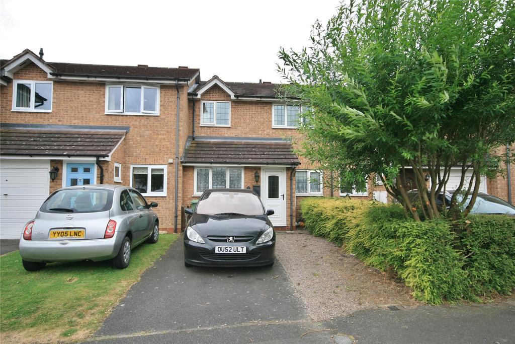 3 Bedrooms Terraced House for sale in Palmwood Close, Gonerby Hill Foot, NG31