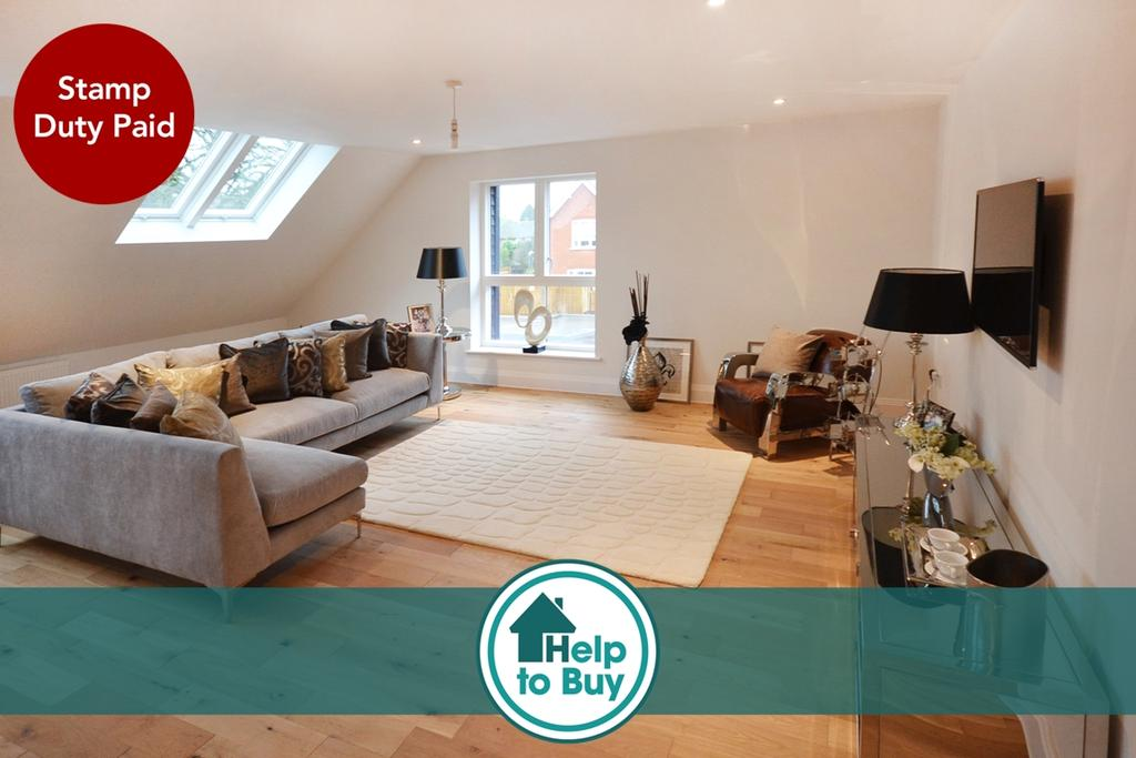 2 Bedrooms Flat for sale in Mill Lane Sevenoaks TN14