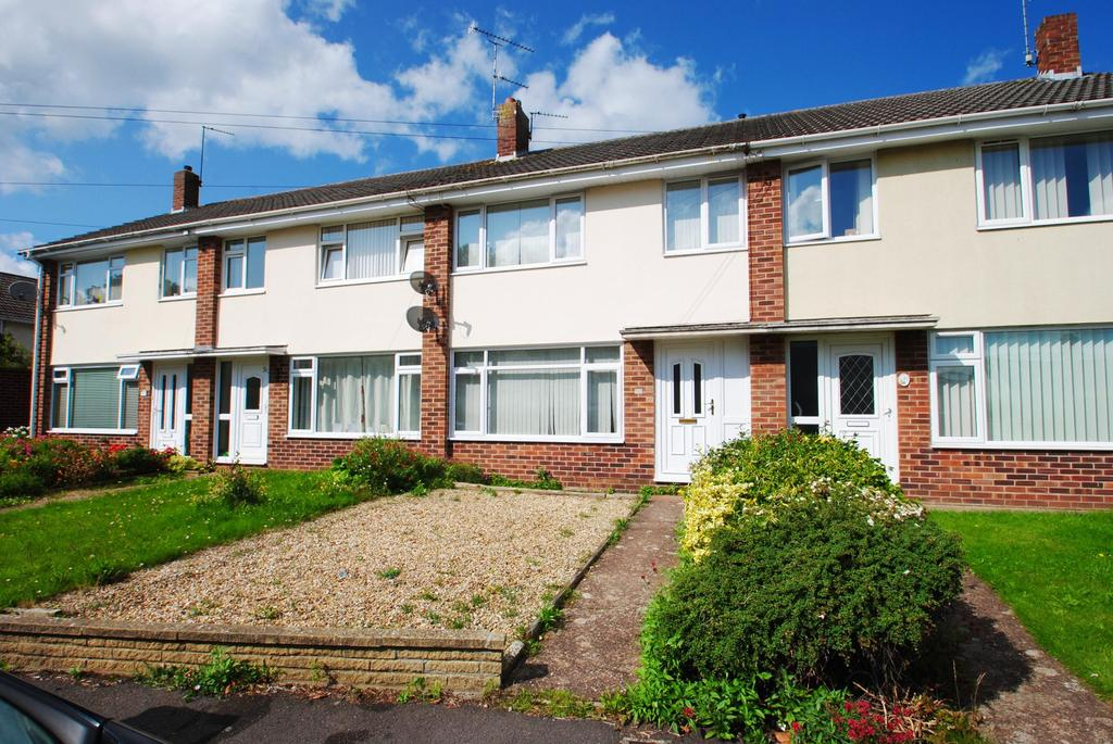 3 Bedrooms Terraced House for sale in Spencer Avenue, Taunton