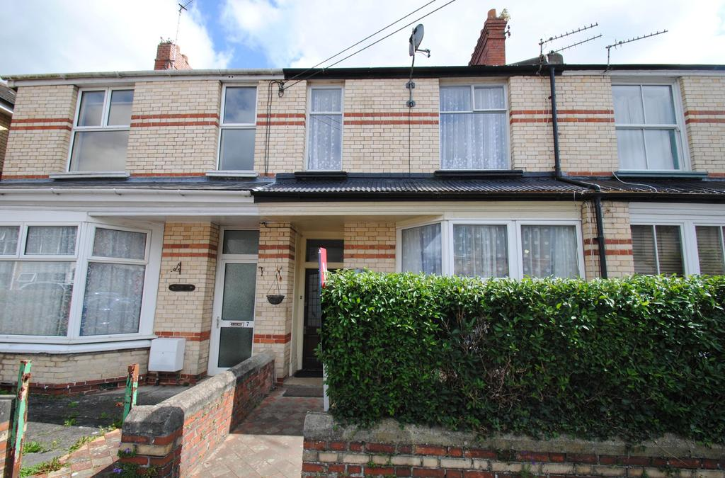 3 Bedrooms Terraced House for sale in Riddell Avenue, Barnstaple