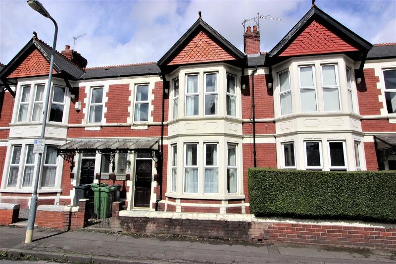 4 Bedrooms Terraced House for sale in Laytonia Avenue, Cardiff, Cardiff. CF14 3BQ