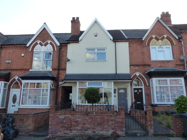 3 Bedrooms Terraced House for sale in Edwards Road,Erdington,Birmingham