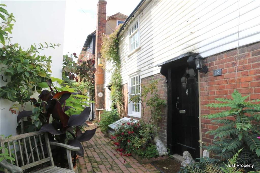 2 Bedrooms Terraced House for sale in Church Street, Bexhill On Sea