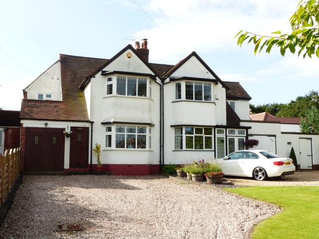 4 Bedrooms Semi Detached House for sale in Foley Road West,Streetly,Sutton Coldfield