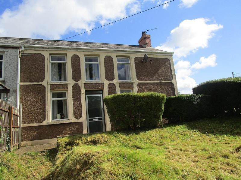 2 Bedrooms End Of Terrace House for sale in Heol Tredeg , Upper Cwmtwrch, Swansea.