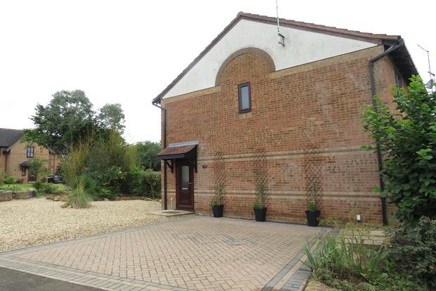 2 Bedrooms End Of Terrace House for sale in Beaune Close, Northampton, NN5