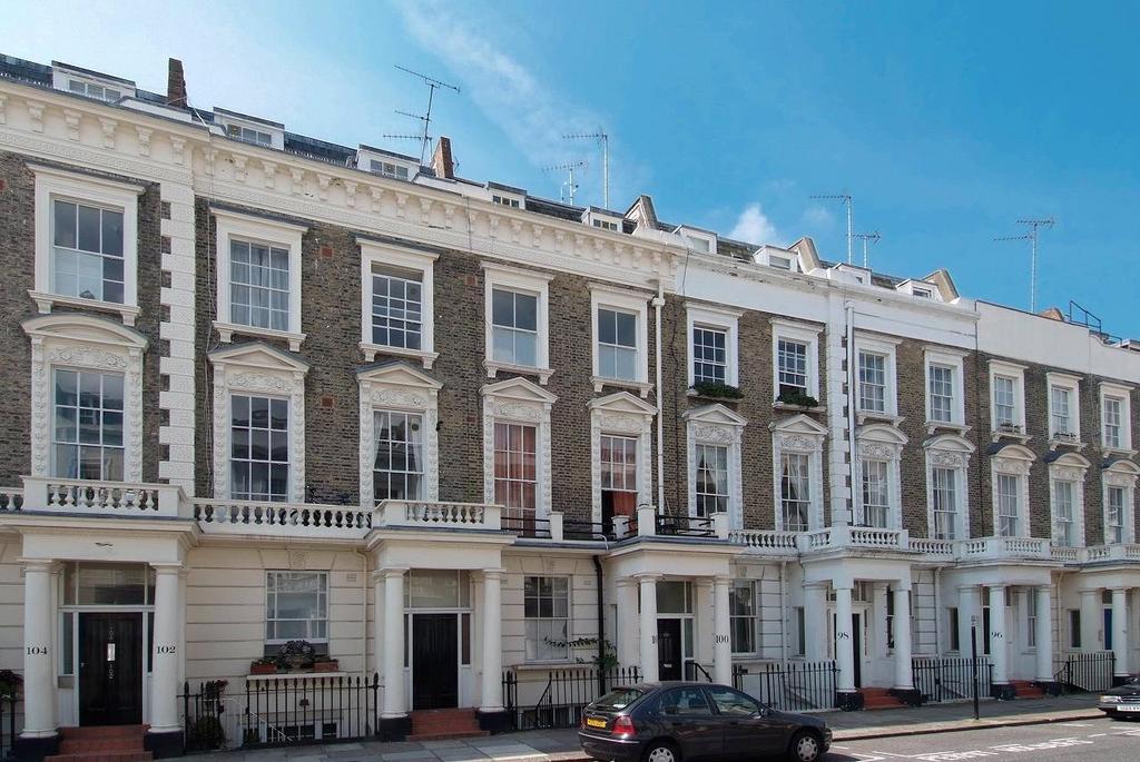 Studio Flat for sale in Alderney Street, Pimlico, London