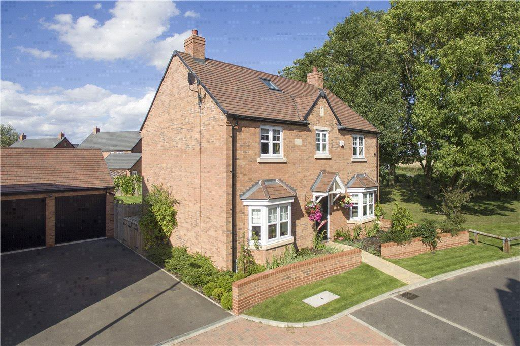 6 Bedrooms Detached House for sale in Richborough Road, Meon Vale, Stratford-upon-Avon, CV37