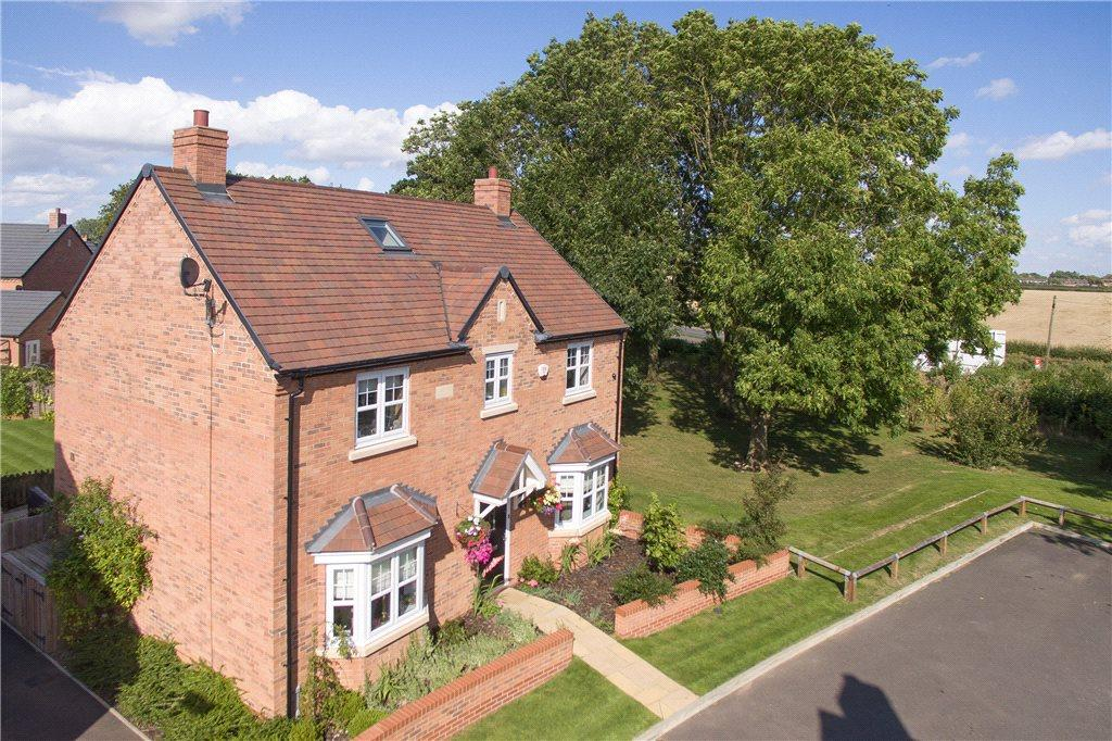 4 Bedrooms Detached House for sale in Richborough Road, Meon Vale, Stratford-upon-Avon, CV37