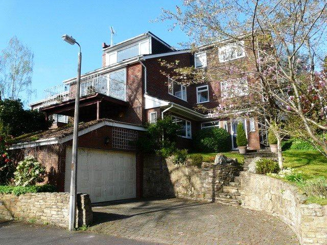 4 Bedrooms Detached House for sale in Snuff Mill Walk, Bewdley, DY12
