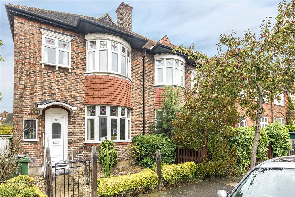 3 Bedrooms Semi Detached House for sale in Downton Avenue, London, SW2
