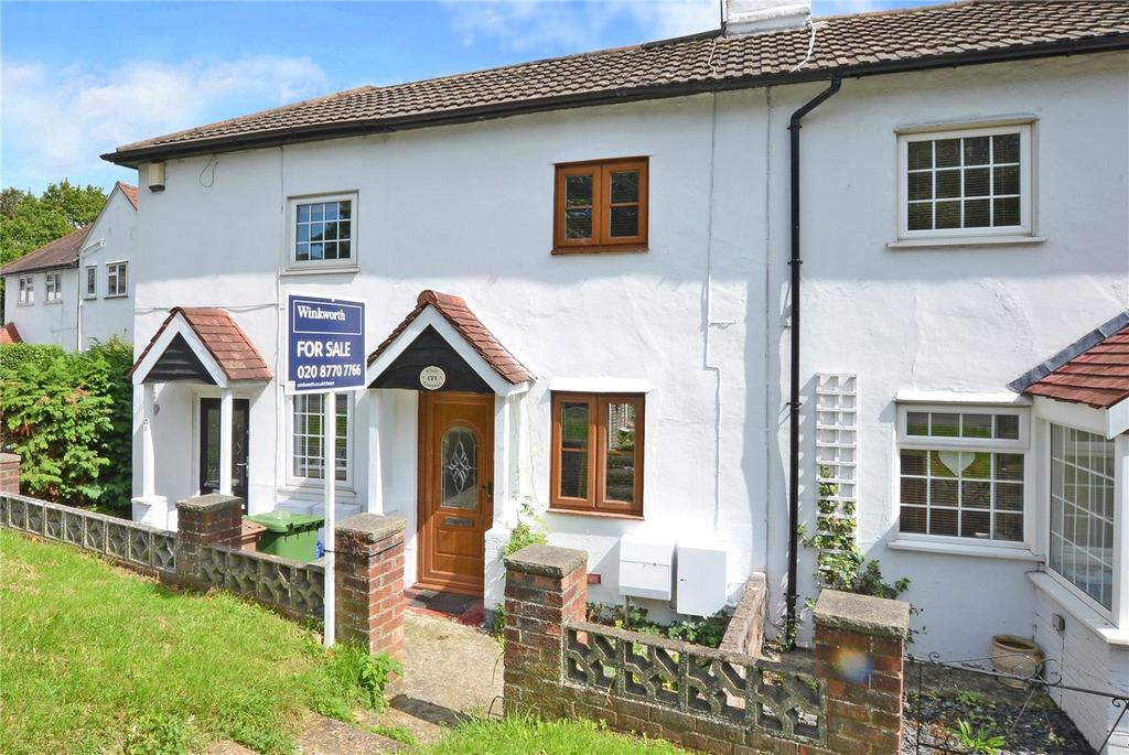 2 Bedrooms Terraced House for sale in St. Dunstans Hill, Cheam, Sutton, SM1