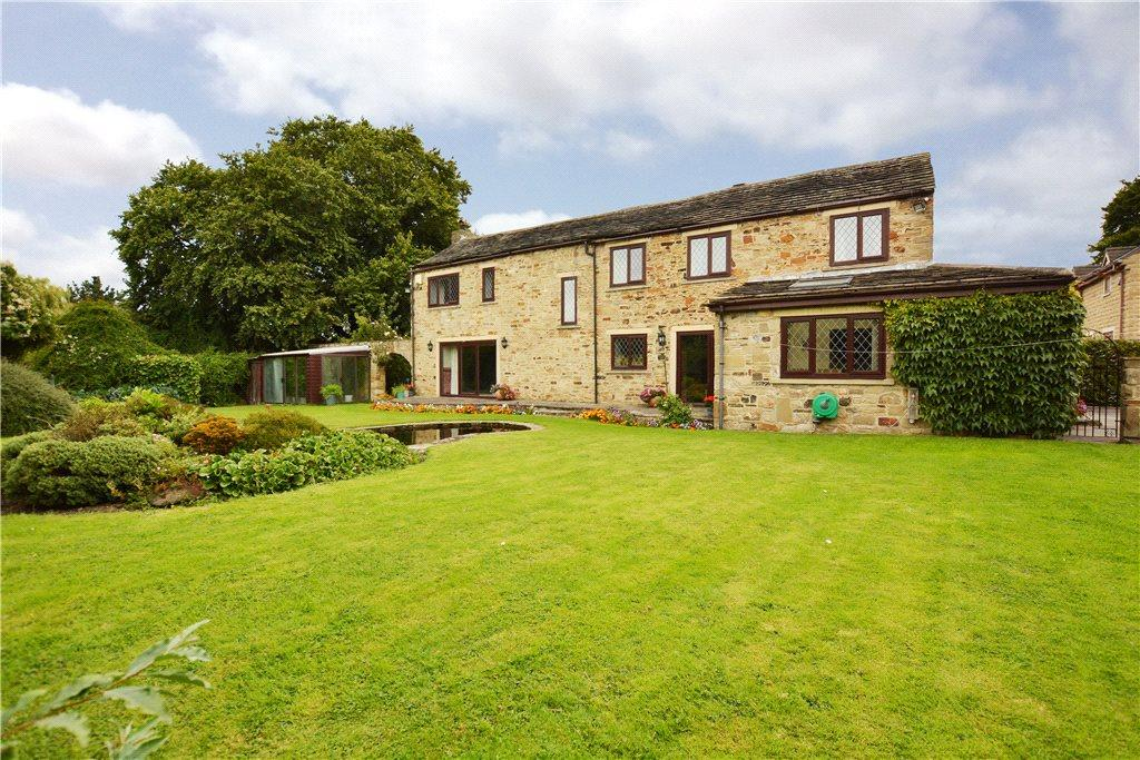 4 Bedrooms Detached House for sale in The Stone Barn, Hall Road, Little Preston, Leeds, West Yorkshire