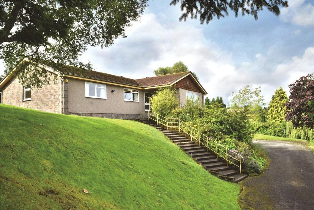 4 Bedrooms Detached Bungalow for sale in Tweedsmuir Crescent, Bearsden, Glasgow