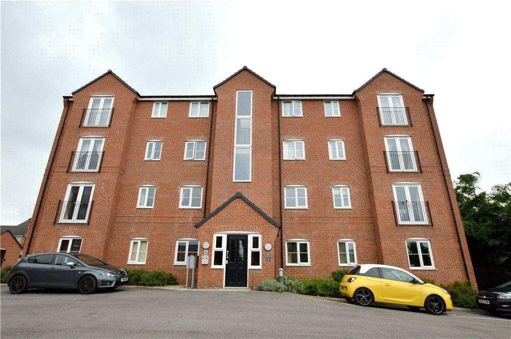 2 Bedrooms Apartment Flat for sale in Headingley House, Chapman Road, Thornbury, Bradford