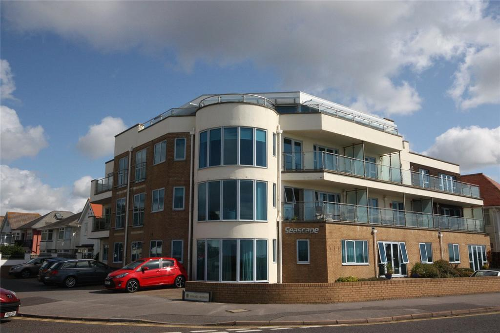 3 Bedrooms Flat for sale in Seascape, 11A Southbourne Overcliff Driv, Bournemouth, Dorset, BH6