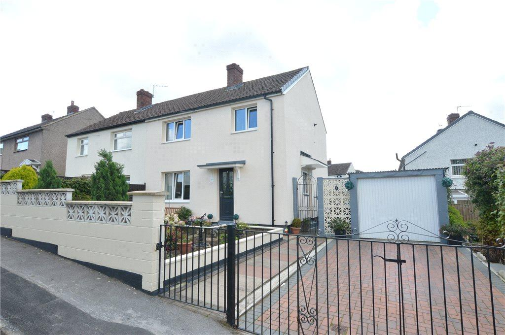 3 Bedrooms Semi Detached House for sale in The Crest, Kippax, Leeds, West Yorkshire