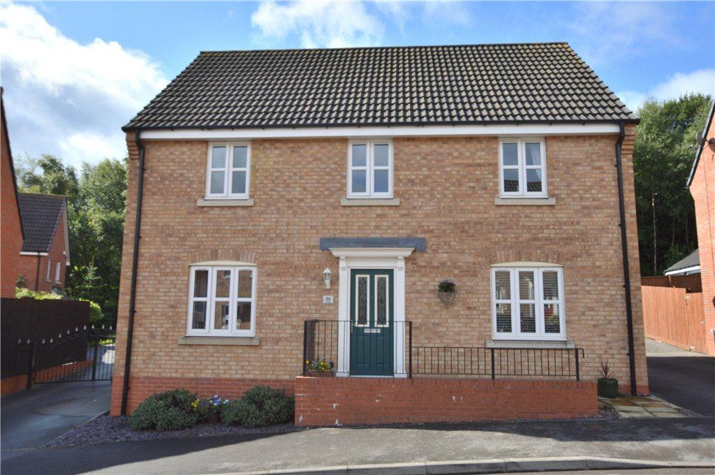 4 Bedrooms Detached House for sale in Violet Road, East Ardsley, Wakefield, West Yorkshire