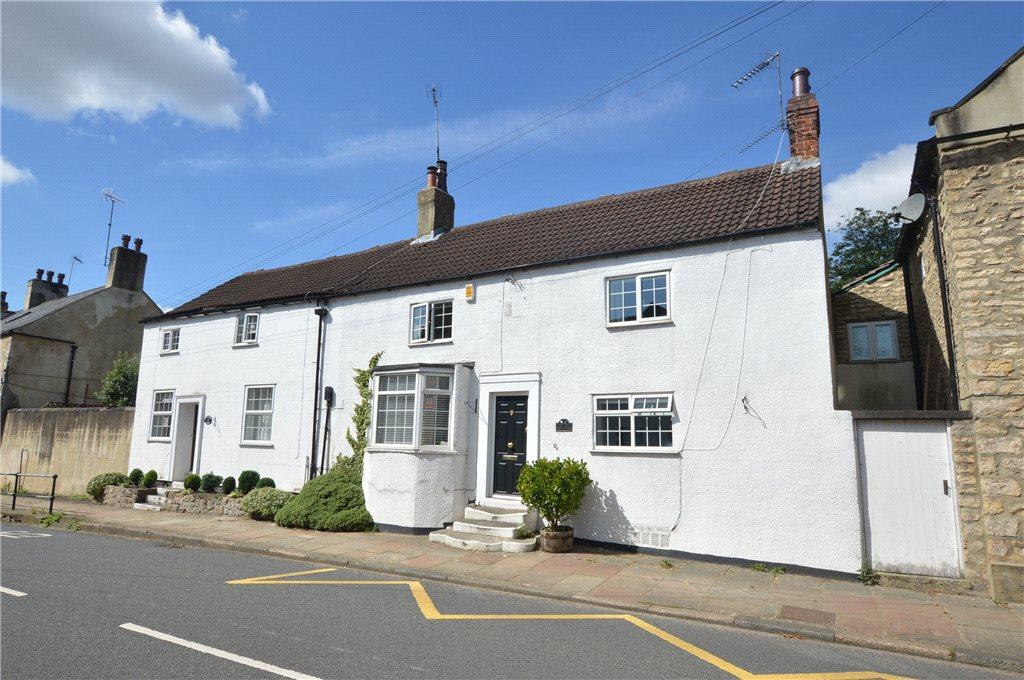 3 Bedrooms Semi Detached House for sale in Rose Crown Cottage, Main Street South, Aberford, Leeds